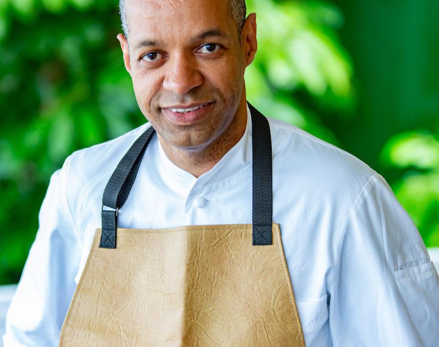 Thierry Delourneaux, chef chicissime