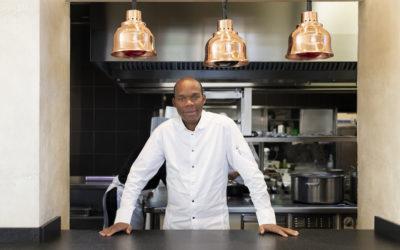 Marcel Ravin, une signature culinaire à l'encre antillaise