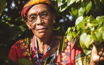 Marie Gustave, encyclopédie vivante de la biodiversité guadeloupéenne